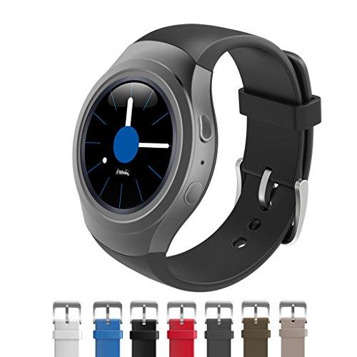 dokpavr-samsung-gear-s2-orologio-cinturino-cinghia-watch-band-silicone-matt-sportivo-sports-ricambi-
