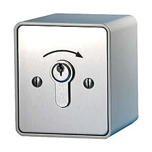 BAUER - Schlüsselschalter AP 1 Schliesser | Torantrieb