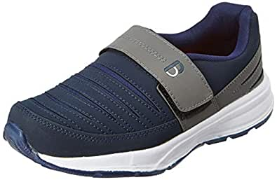 Bourge Men's Loire-61 Navy and D.Grey Running Shoes-6 UK/India (40 EU) (Loire-61-Navy-06)