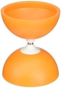Henrys j04025-13-Yo-Yo, Diabolo Circus Giant LT, Color Naranja