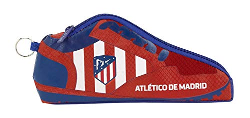 Atletico De Madrid 2018 Trousses, 24 cm, Rouge (Rojo) Atletico de Madrid