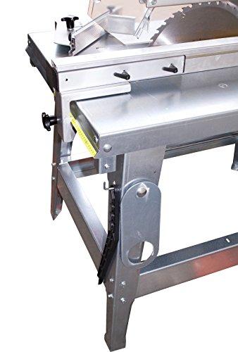 ATIKA Baukreissäge Tischkreissäge Kreissäge BTH 450 5000W 400V montiert **NEU/2.WAHL** - 3