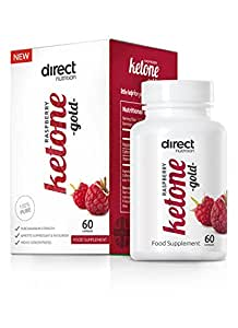 Raspberry Ketone Gold | Maximum Strength 1000mg per capsule Raspberry Ketones Slimming Pills | Weight Loss Slimming Pills That Work Fast | Appetite Suppressant | Fat Burner For Men & Women | Easy To Swallow Capsules | 2 Months' Supply 60 Capsules | Intro Offer