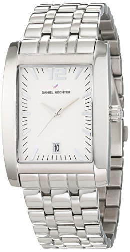 Daniel Hechter Men's Quartz Watch DH05111AAI with Metal Strap