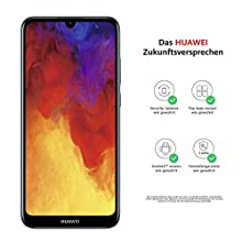"Huawei Y6 2019 15.5 cm (6.09"") 2 GB 32 GB Dual SIM 4G Blue 3020 mAh Y6 Y6 2019, 15.5 cm (6.09""), 2 GB, 32 GB, 13 MP, Android 9.0, Blue"