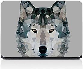GrapeApeTM 3M Vinyl Wolf Art Game Of Thrones Laptop Skin