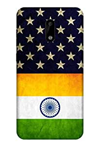Nokia 6 Mobile Back Cover By OurPrint