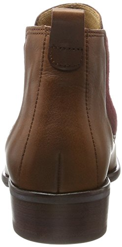 Gabor Damen Fashion Stiefel Braun (Caramello (Bordo))