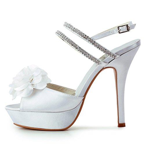 Minitoo , Escarpins pour femme Ivory-10cm Heel