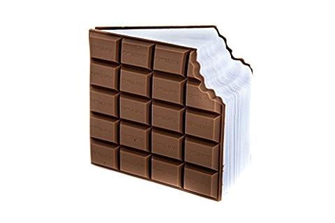 Mysunshine Chocolat Note Pad 100pages à dessert Note book Portable