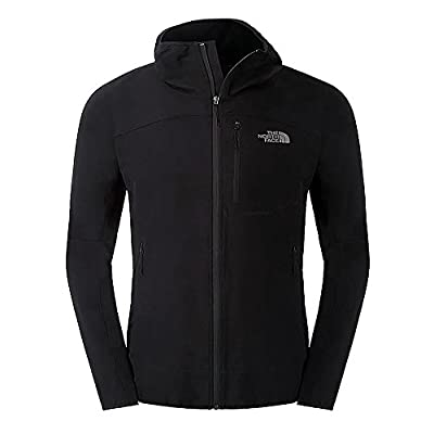 The North Face New Summer Softshell Hoodie Jacket Men - Kapuzen Softshelljacke