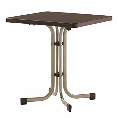 sieger-231-c-m-table-de-jardin-boulevard-70-x-70-x-72-cm