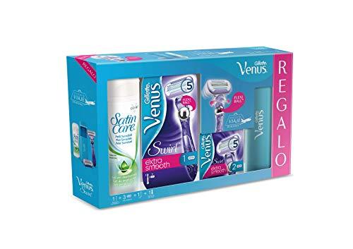 Gillette Venus Swirl - Maquinilla para mujer