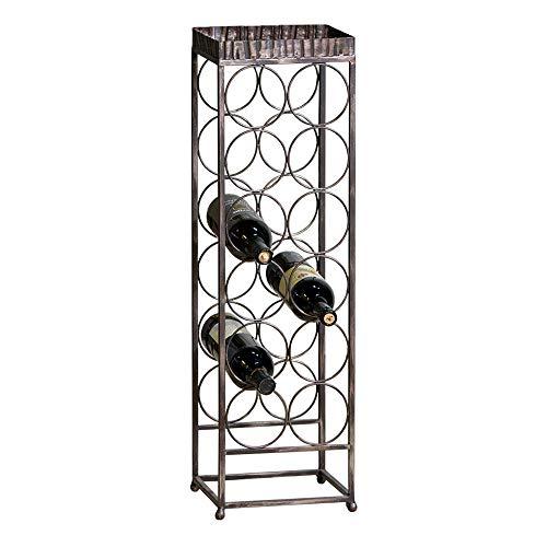 Weinregal Albany für 12 Flaschen 78 cm