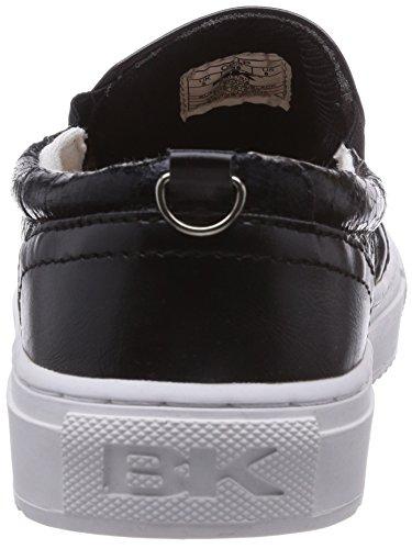 British Knights Chip Damen Sneakers Schwarz (Black-Snake 01)