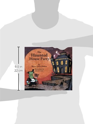 The Haunted House Party (Rainbow Morning Music Picture Books)