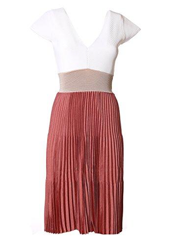 agnona-womens-amx92ar115572-white-red-viscose-dress