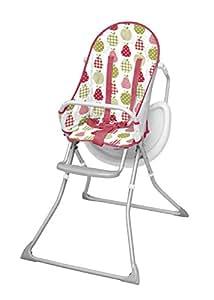 Babyway Cyane Highchair Apple A Day