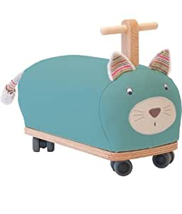 Moulin Roty - Porteur Chat Roue Folle Les Pachats