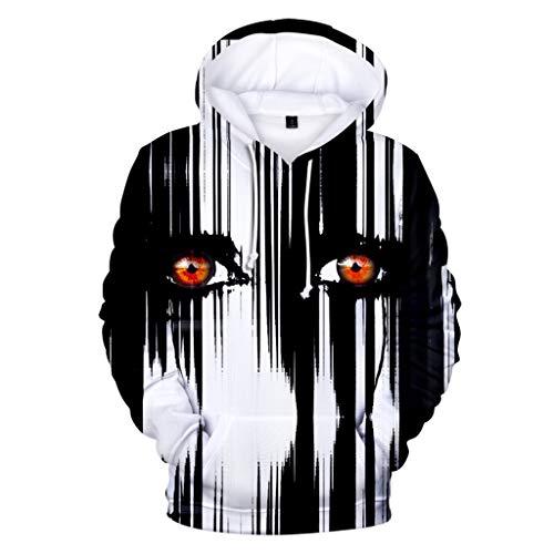 Beste Morph Anzüge - XXW Horror Horror Halloween Hoodies Digitaldruck