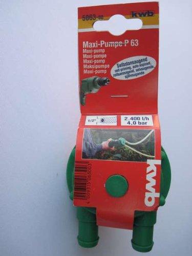 KWB Maxi-Pumpe P63, 5063-00