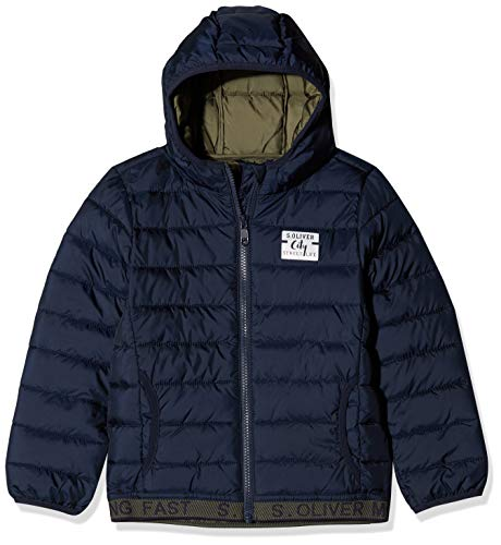 s.Oliver RED Label Jungen Funktionsjacke in Light Down-Optik Navy 98