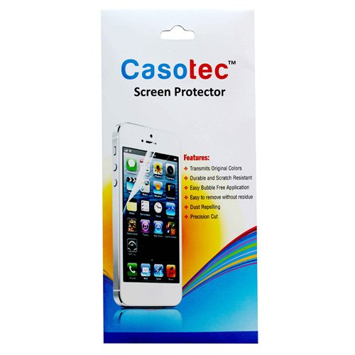 Casotec Tempered Glass Screen Protector for Panasonic T40