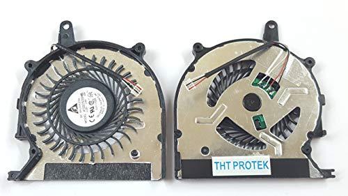 Lüfter Kühler Fan Cooler Kompatibel für Sony Vaio SVP1321C5E SVP1321J1EB SVP132A1CM PRO13 SVP13218SCB