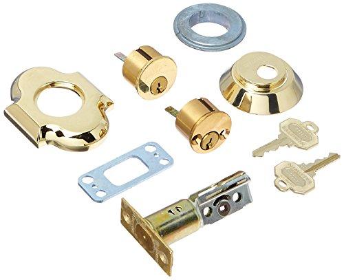 Baldwin Hardware 8253.003 Deadbolt Lock -
