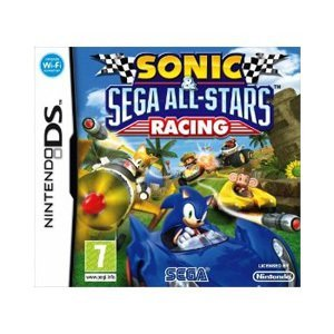 Sonic & Sega All-Stars Racing (Nintendo DS) by Mazoom