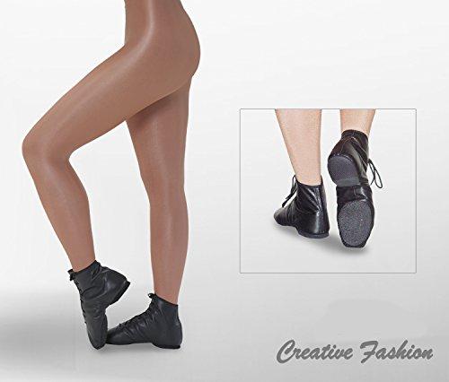 Kostov Sportswear Tanzstiefel Favorit Gr. 41 schwarz