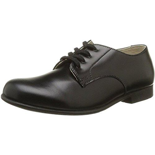 Start Rite John, Chaussures de ville garçon Black