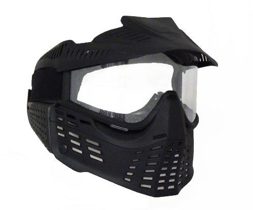 Desert Softair Vollschutz Maske des Herstellers Nerd Clear®