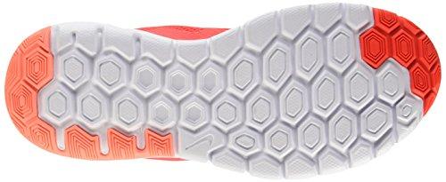 Nike Wmns Flex Experience Rn 4, Chaussures de Running Compétition Femme Multicolore - mehrfarbig (Brght Crmsn/White-Atmc Pnk-Whi)
