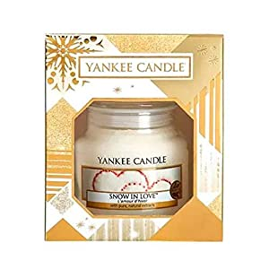Yankee Candle Snow in Love Small Jar in Box