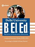 The University of Delhi (DU) conducts an entrance examination for judging the aptitude of future teachers for admission to four year integrate professional teacher education programme, B.El.Ed. This book has been designed for the aspirants prepari...