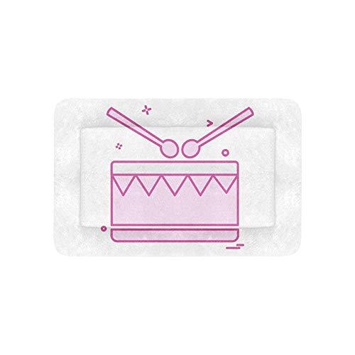rument Trommel Extra Große Individuell Bedruckte Bettwäsche Weiche Hundebett Für Welpen Und Katzen Möbel Matte Höhlenauflage Kissenbezug Innen Geschenk Lieferanten 36 X 23 Zoll ()