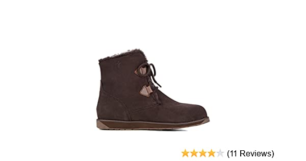 63d3cf7fe9 Emu Australia Womens Featherwood Mini Deluxe Wool Boots: Amazon.co.uk:  Shoes & Bags