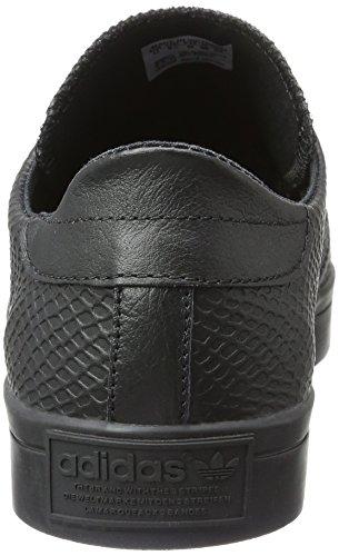 adidas Courtvantage W, Chaussures de Fitness Mixte Adulte Noir (Cblack/Cblack/Ftwwht)