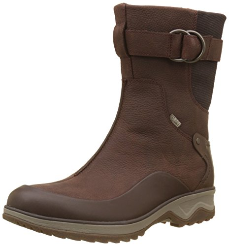 Merrell Women's Eventyr Vera Mid Polar Waterproof Boots, Brown (Brunette), 7 UK...