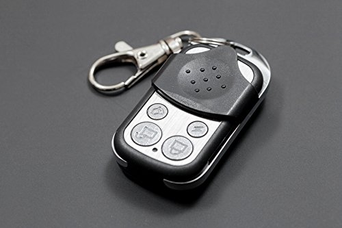 In ZIYUN,Remote Wireless Keyfob 315MHz (Metal),Widely used in vehicle monitoring, remote control, home security systems, industrial data acquisition systems, wireless tags, robot control