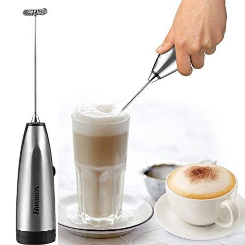 homdox-premium-milk-frother-stainless-steel-foam-maker-cappuccino-latte-mixer-handheld-battery-opera