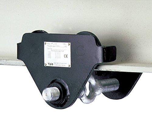 Yale amz1022781HTP resistente alla corrosione Push da viaggio Girder/fascio Trolley, 1.0T larghezza fascio: 160mm-300mm