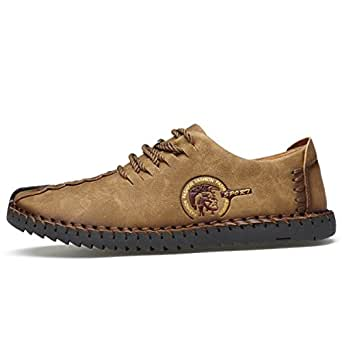 British Style Casual Working Shoes For Men Amazon