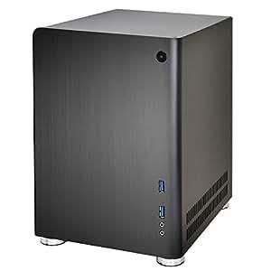 Lian Li PC-Q01B Boîtier PC USB Noir