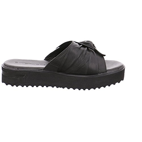 Tamaris donne Mules 1-27213-001 nero 001black