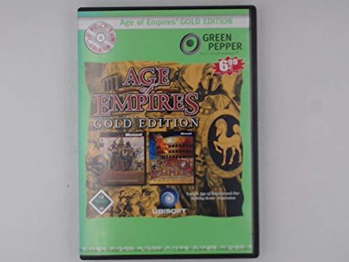 Age of Empires 1 Gold Edition