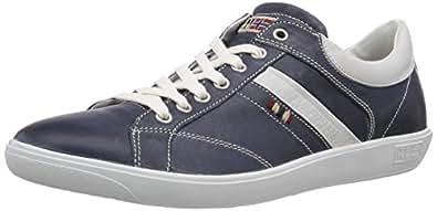 NAPAPIJRI FOOTWEAR  Pizaro, Sneakers basses homme - Bleu - Blau (blue marine N65), 46 EU