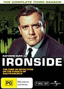 Ironside: The Complete Third Series (PAL)