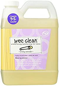 Indigo Wild Zum Clean Laundry Soap Wee, 32 Fluid Ounce